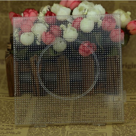 Free Shipping Big Square Pegboards For 2.6mm Hama Beads Diy Toy DIY Educational Child Toys PUPUKOU