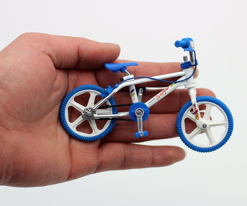 Флик Трикс мини пальцем велосипед мини BMX игрушки для детей, модель велосипеда гаджеты Новинка весело ребенка подарок ...