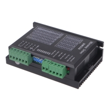 цены DM556 2-phase Digital Stepper Motor Driver 42/57/86 Stepper Motor Driver For CNC 1AA700057