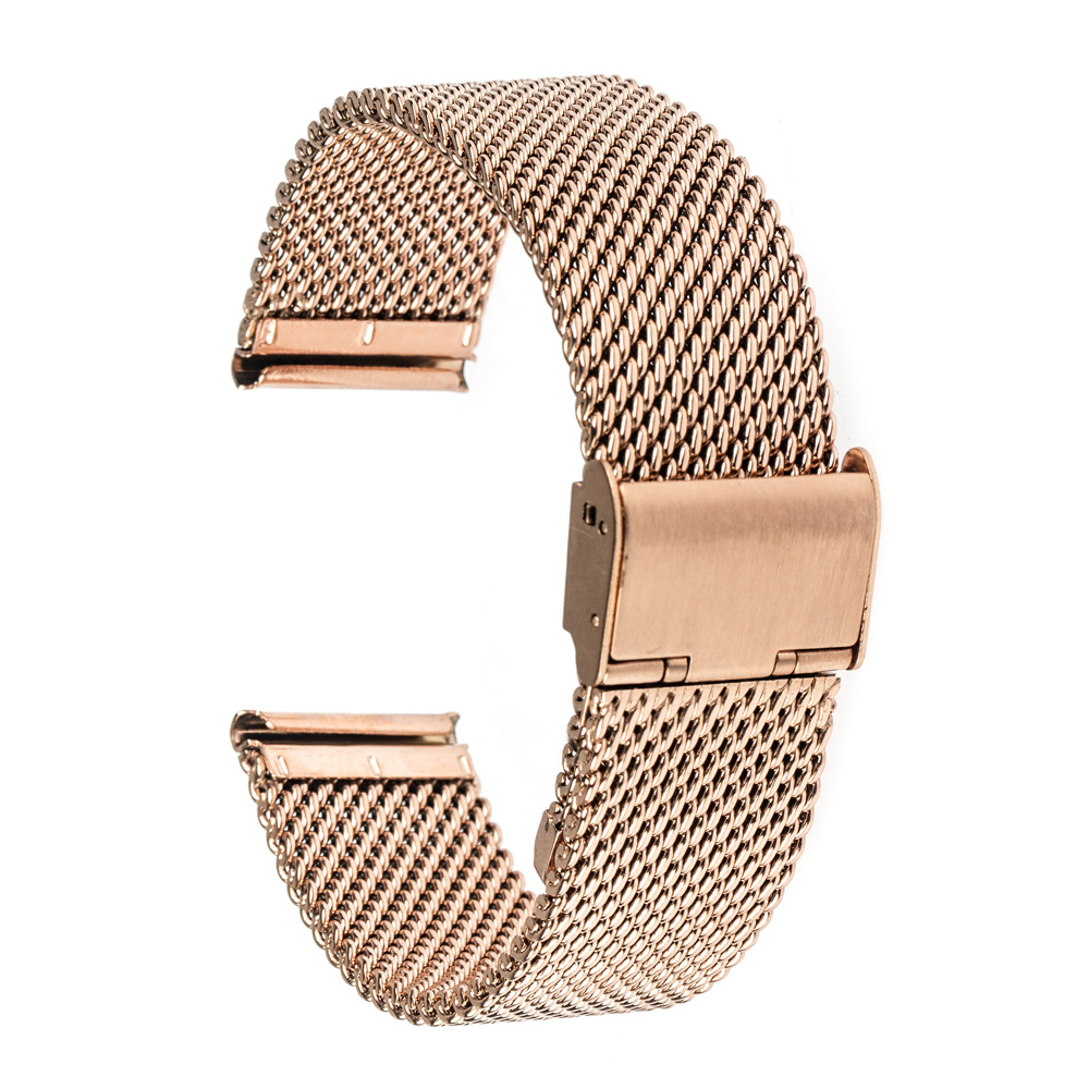 18mm 20mm Milanese Strap for DW (Daniel Wellington) Men Women Watch Band Mesh Stainless Steel Bracelet with Tool and Spring Bar