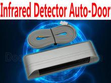 Detektory na podczerwień do automatycznego drzwi inteligentny blokada drzwi czujnik kontroli systemu kontroli dostępu do drzwi przesuwne szkło czujnik drzwi tanie tanio Yecumav ADS-12 For Access Control Release Button RFID Button Long distance open the door door sensor openning AC DC12V-36V