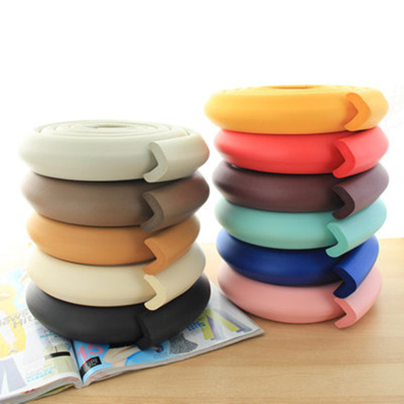 Furniture Bumpers Corner Protectors for Children Table Safety Protection Foam Angle Table baby safe corner protector aTRQ0376
