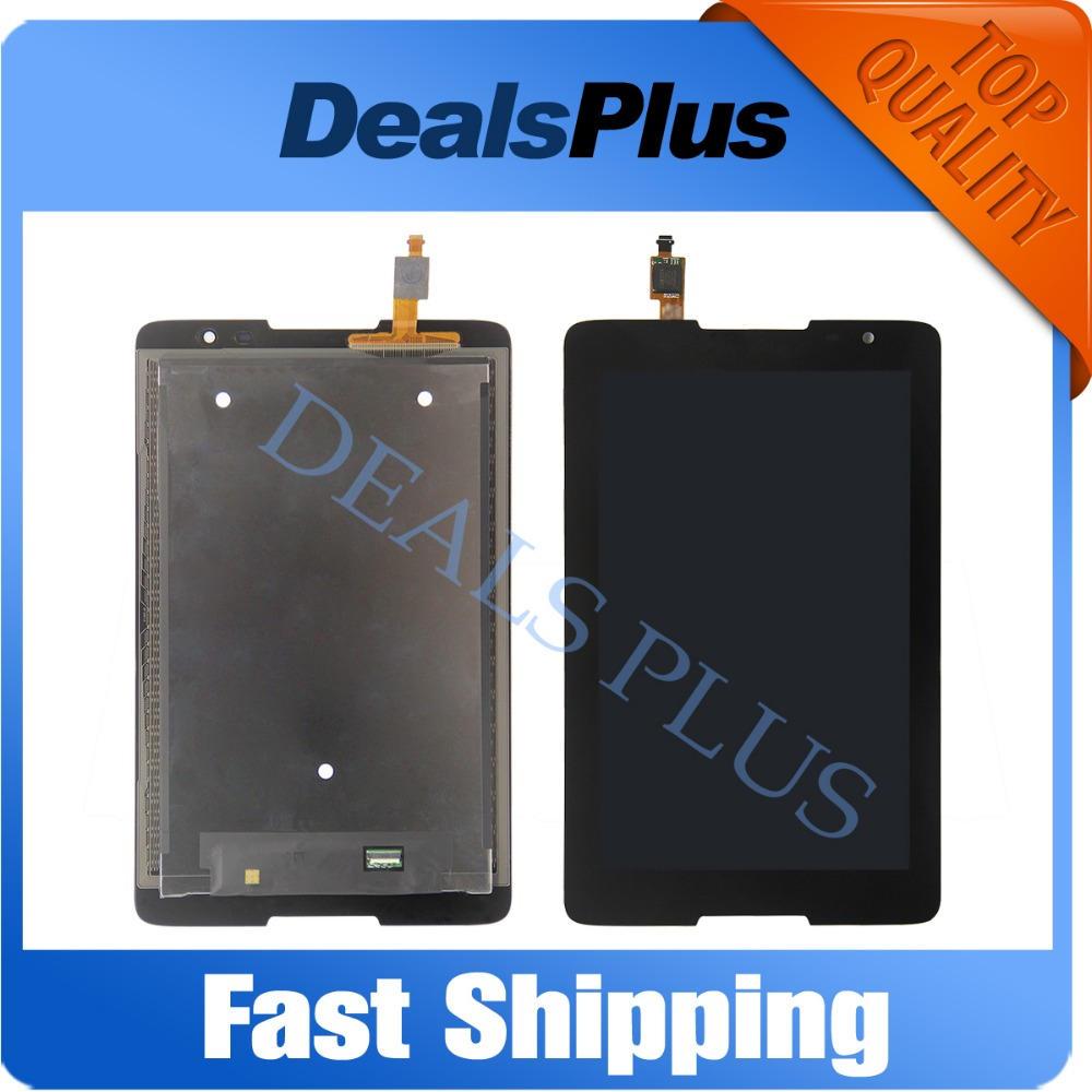 Replacement New LCD Display + Touch Screen Assembly For Lenovo A8-50 A5500 A5500-F A5500-H A5500-HV Black 8-inch tablet case for lenovo tab a8 a5500 case print pu cover case for lenovo tab a8 a5500 a8 50 a5500 h a5500 f 8inch case touch pen