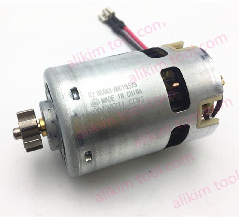 Motor 167006B3 Replace For BOSCH GWS18V-LI CAG180 GWS18V-50 DGSH181  GWS18-125V-LI  GWS18V-45
