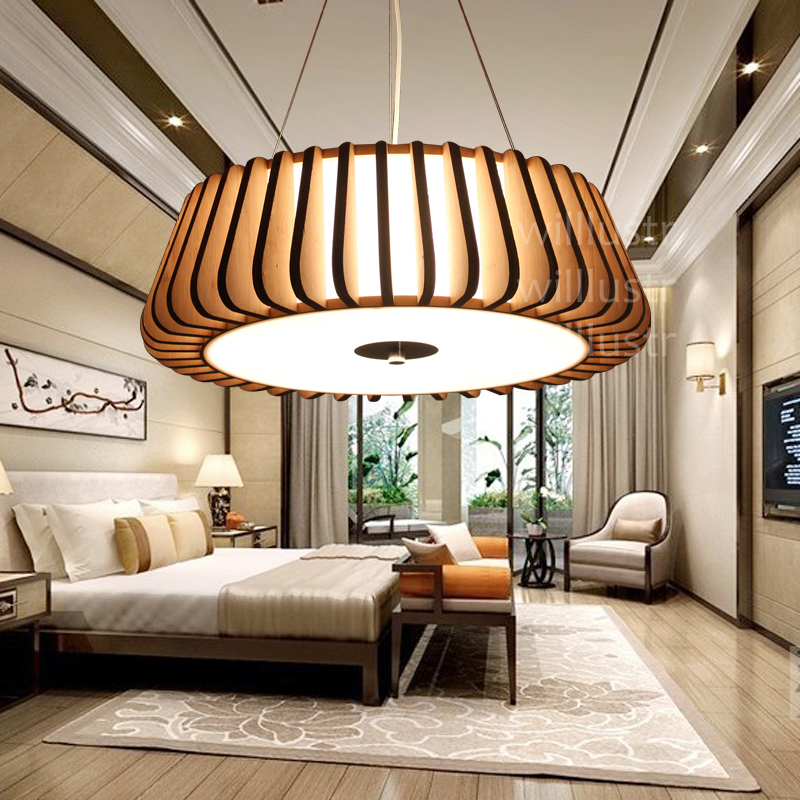willlustr bamboo pendant lamp modern designer cake lighting pastoral hotel restaurant nordic mall wood suspension light willlustr bamboo pendant lamp wood suspension light post modern design bicorn hanging lighting natural hotel restaurant nordic