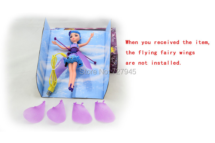 DIY Flying Fairy 01