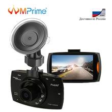 AMPrime G30 2,7 «Автомобильный dvr камера Full HD 1080 P 140 градусов видеорегистратор регистраторы для автомобилей ночного видения G-sensor Dash Cam