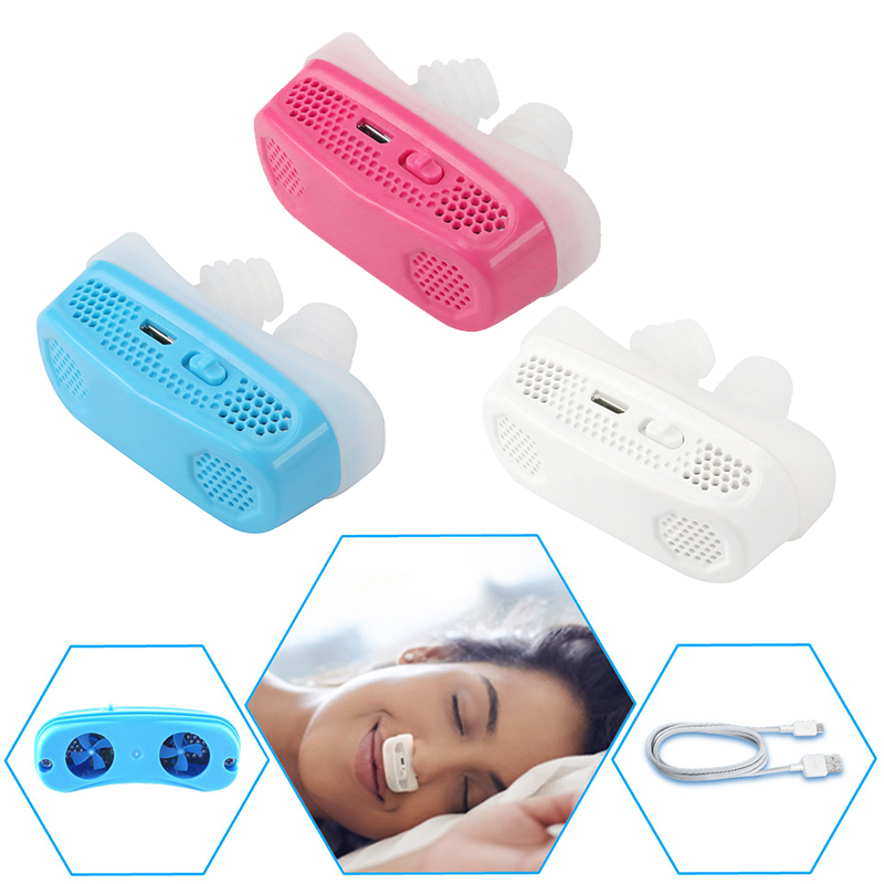 New Silicone Anti Snoring Electronic Nose Breathing Apparatus Nasal Dilators Apnea Aid Device Stop Snoring Devices New Silicone Anti Snoring Electronic Nose Breathing Apparatus Nasal Dilators Apnea Aid Device Stop Snoring Devices