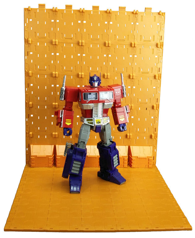 ( In Stock ) X2TOYS - BG-A Autobot background