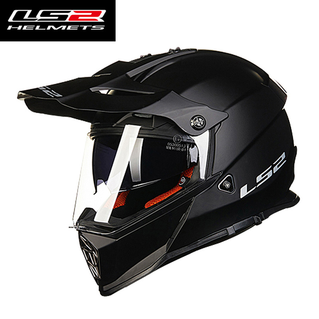 shopping get new differently LS2 MX436 Pioneer Trigger motorcycle Helmet Adult Off Road racing ...