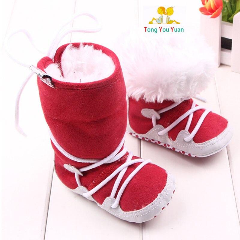 kūdikių berniukų mergaičių ir aksomo mokymasis pirmą kartą vaikščioti kūdikiams minkštas audinys batai šiltai medvilnės vilnos batai vaikai batai laikyti diržą šiltu11
