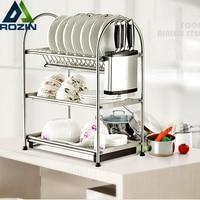 Deck Standing Stainless Steel Kitchen Pot Rack Holder Pan Hanging Organizer Cookware Storage Hanger
