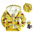 New Children Hoodies Sweatshirts Boys Hooded Coats Cartoon Kids Casual Coat Boys Outerwear 2-7Year