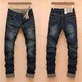 2016 корейский Высокое Качество Повседневная узкие джинсы для мальчиков Size28-38 HX087