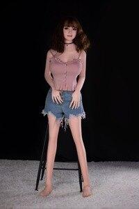 Image 5 - 158cm 179 # Realistica Bambola Del Sesso Della Vagina Realistica Sexy Reale di Piena di Amore Del Silicone Solido Giocattolo figa realistico realistico giocattoli sexy per uomini
