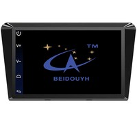 BEIDOUYH Android 4 4 Car DVD Player For Volkswagen BORA With GPS Navigation HD Touch Screen
