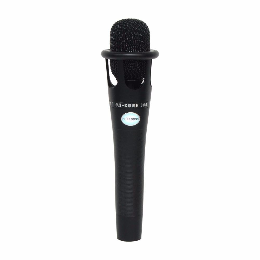 EM300 Professional Condenser Microphone with XLR-3.5mm Jack cable Wired Microphone for Recording/Chorus/Broadcasting 3 5mm jack audio condenser microphone mic studio sound recording wired microfone with stand for radio braodcasting singing