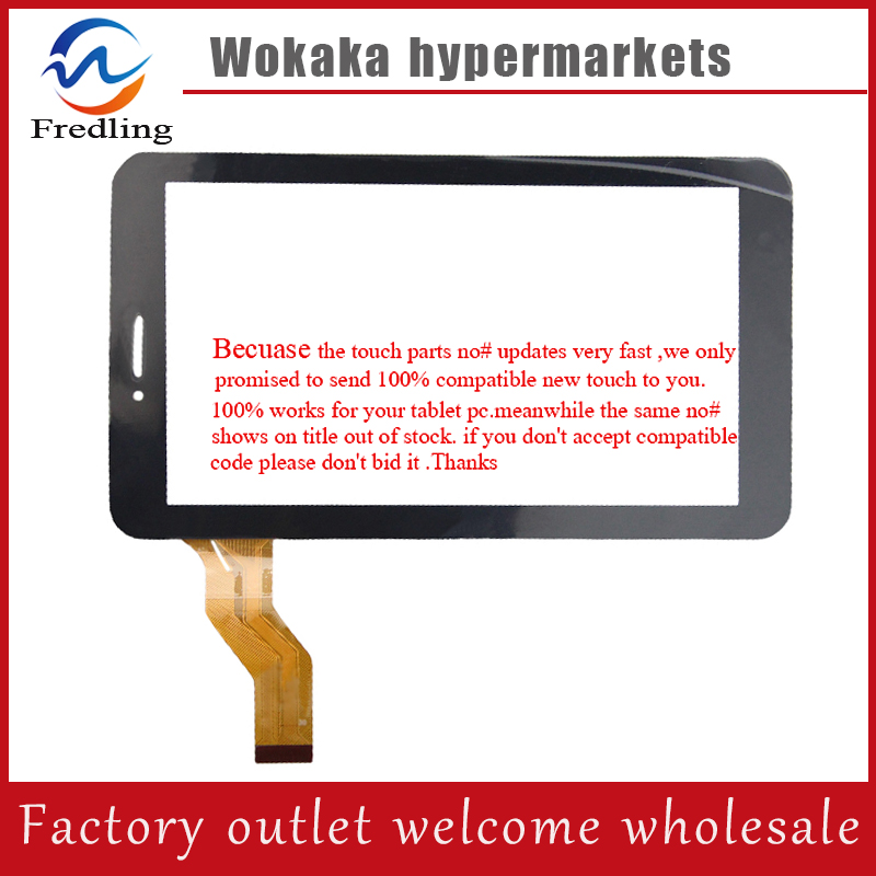 New Touch Screen 7 IRBIS TX68 TX69 TX70 TX71 TX72 TX73 Tablet Touch Panel Digitizer Glass Sensor Free Shipping witblue new touch screen for 9 7 archos 97 carbon tablet touch panel digitizer glass sensor replacement free shipping