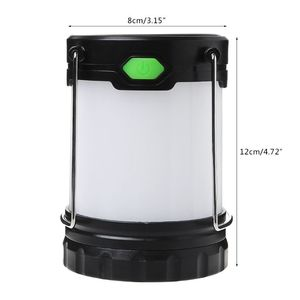 Portable LED Camping Light Out