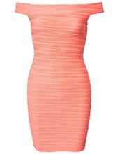Off Shoulder Bandage Dress Sexy Party