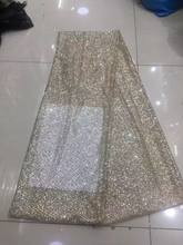 Glued glitter sequins lace trim Jolin-121 mesh african indian lace fabric  for wedding  evening dress 86dfc7c3e6a4