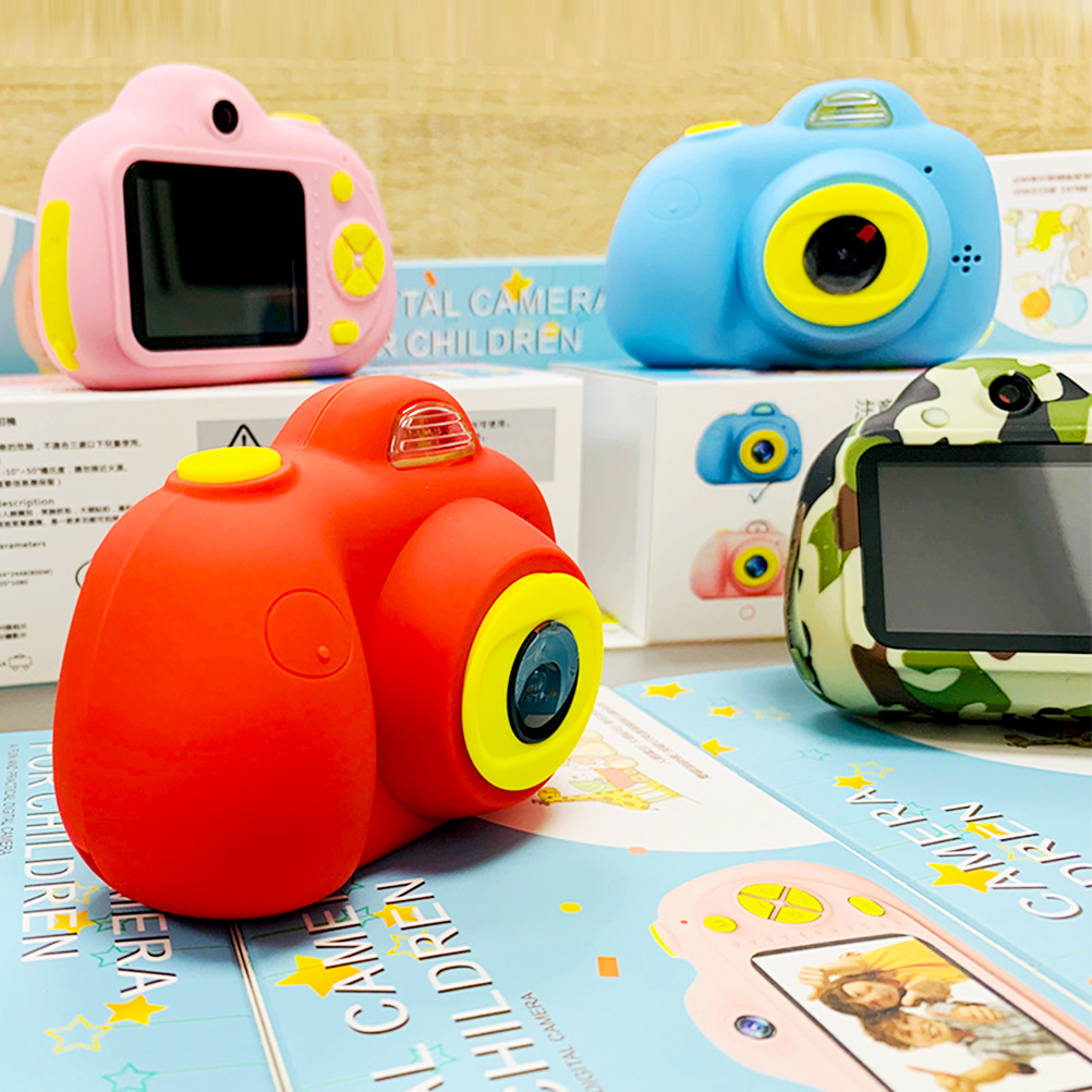 Plastic Toy Camera Educational Toys For Kids Birthday Party 8 Animal Pictures