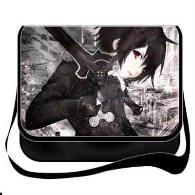 New Arrival Sword Art Online Bags Cosplay Anime Asuna Messenger Bag Canvas school shoulder bag Handbags adult fashion sword art online long straight hair cosplay wig anime party free