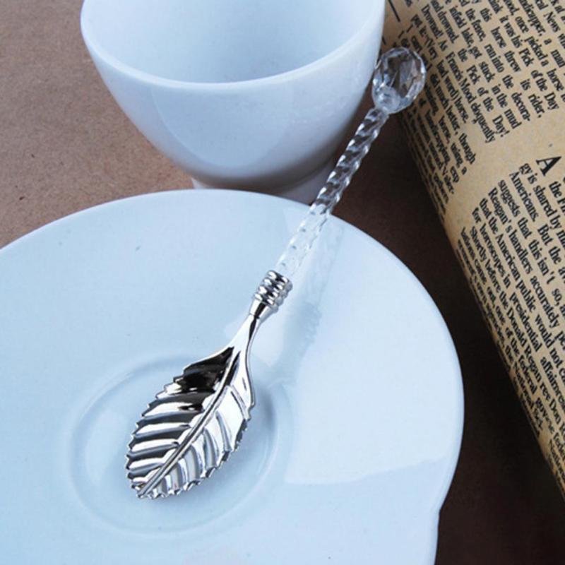Acier Inoxydable épaissir Poignée Café Measuring Scoop Cuillère Jian