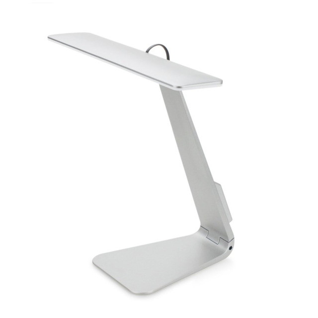 Usb Charging Folding Desk Lamp Portable Foldable Eye Care Reading Touch Sensitive Control