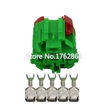 5 pin Автомобильные Разъемы Пластиковые с клеммами dj7051f 63