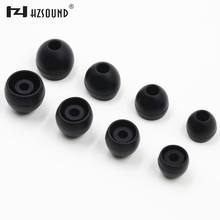 8Pcs/lot rubber Silicone Earbuds In Ear Bud Head Phones Gel Tip Covers Replacement Ear Tips For Audio-technica