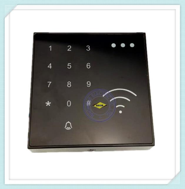 Touch-tastatur 13,56 Mhz Wg26/34 Erweiterbar Türklingel Rfid Ic Zutrittskontrolllesers Zugangskontrolle