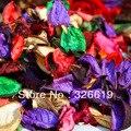 Frete grátis Subiu jasmim limão sabor de flores secas de lavanda sachê decoração romântica pétalas coloridas