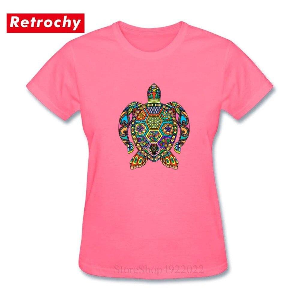 Printed T-Shirt,Haida Animal Art Fashion Personality Customization