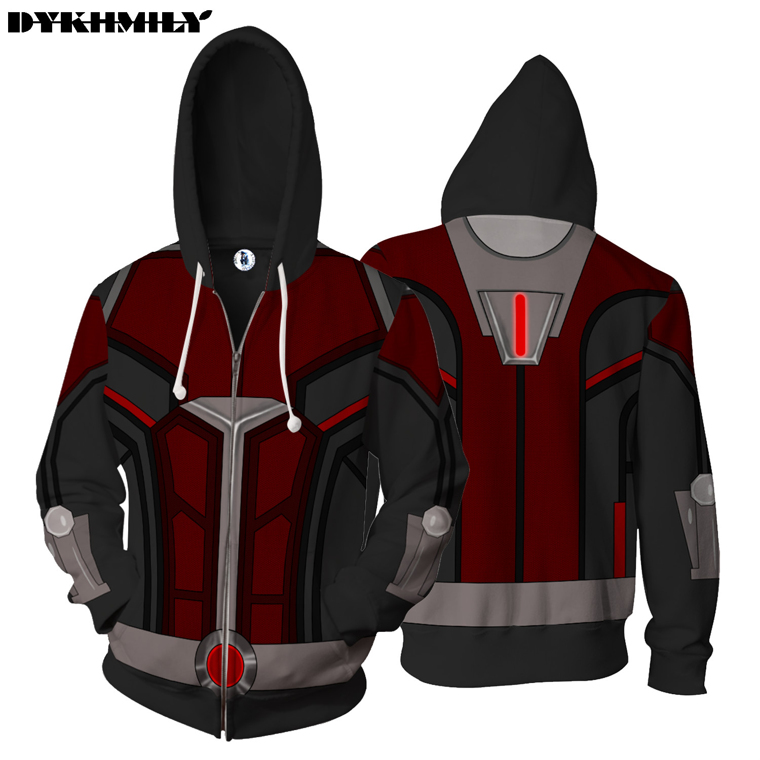 Ant man and the wasp Zipper Hoodies Jacket Hoodie