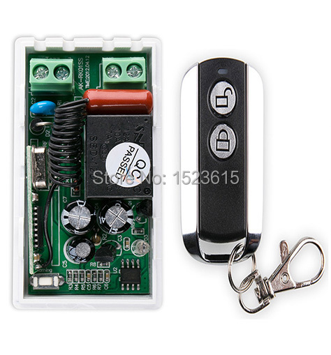 online get cheap ac switch wiring aliexpress com alibaba group most simple wiring new ac 220 v 1ch wireless remote control switch system receiver 2