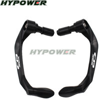 "Universal 7/8"" 22mm Motorcycle Handlebar Brake Clutch Levers Protector Guard For HONDA CB300R CB 300R CB 300 R 2018 2019(China)"