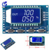 Signaal Generator 1Hz-150Khz Pwm Pulse Frequency Duty Cycle Verstelbare Module Lcd-scherm Dc 3.3V-30V Pwm Board Module