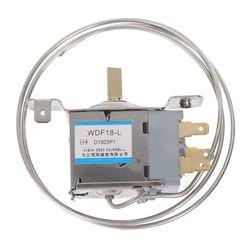 1 pc WDF18 L WPF  22  LRefrigerator termostat gospodarstwa domowego metalowe regulator temperatury w Części do lodówki od AGD na