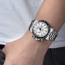 Luxury Quartz Fashion Men Watch