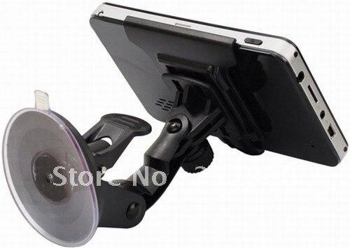 Free Shipping 5 Inch LCD Windows CE 6.0 Core Bluetooth AV GPS Navigator w/FM Transmitter, 4GB Memory Card