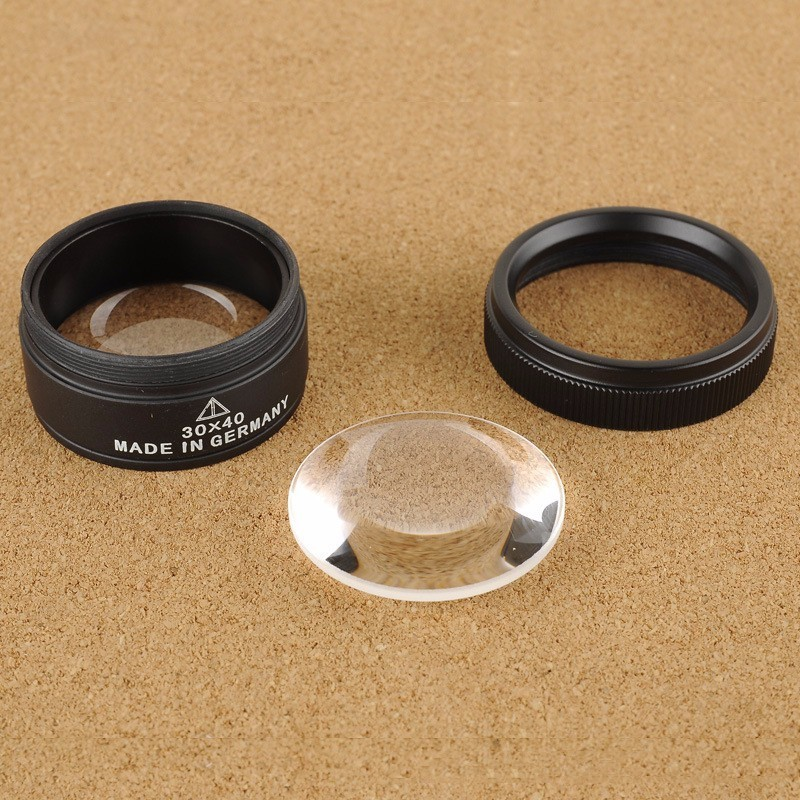 """""""FGHGF Premium 30x 40 mm"""" matuojamasis padidinamasis stiklas - Matavimo prietaisai - Nuotrauka 2"""