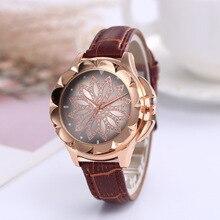 все цены на Women's Watch 2019 Fashion Hot Sale Women Watches Luxury Ladies Watch female Clock bayan kol saati reloj mujer montre femme онлайн