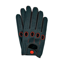 New Arrival Mens Gloves Goatskin Leather Riding Driving