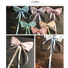1pcs Chinese Princess kids handmade hair clip accessories Flower Bow pin girls women Hair party Gift