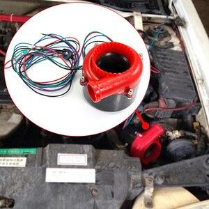 Image 4 - Автомобильный поддельный электронный турбо выдув, внешний свет, универсальный аналоговый звук BOV, электронный рельефный клапан, автомобильный турбо аксессуар