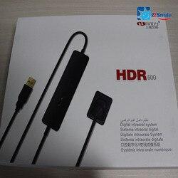 Одобренный CE высококачественный удобный HDR500 цифровая Интраоральная система/горячая Распродажа стоматологический удобный Датчик Размер 1