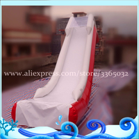 4 meters PVC Cruiser Slides Sea Use Inflatable Yacht Slide for Boat Floating Water Slide for Ship