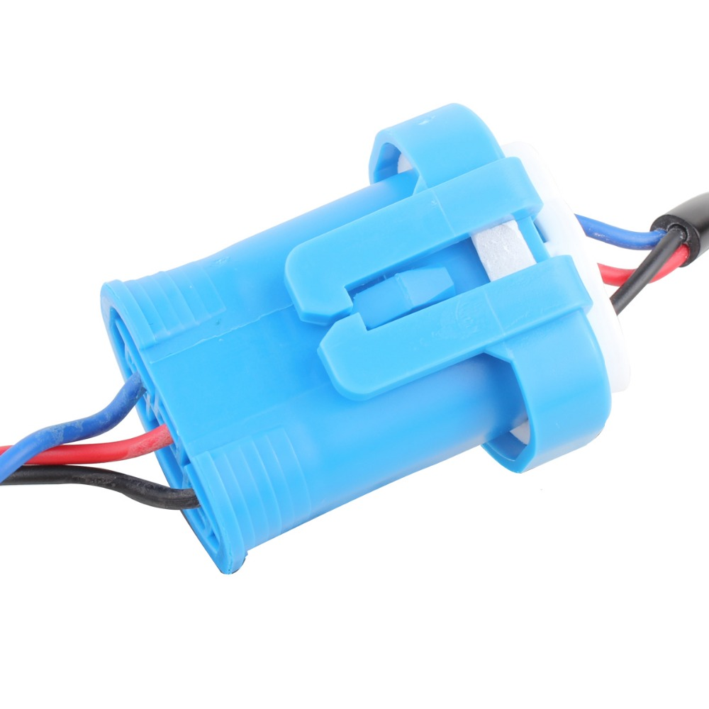 TOMALL 9007 HB5 CAN-BUS EMC Warning Error Free Decoder Canceller Capacitor Anti-flicker Resistor harness for LED Headlight Systems