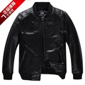 2016 new - Slim cheap leather jackets & winter coat collar leather motorcycle leather motorcycle jacket